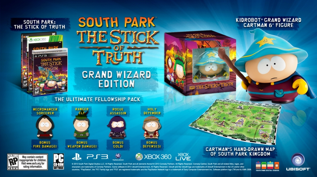 South Park The Stick of Truth CE